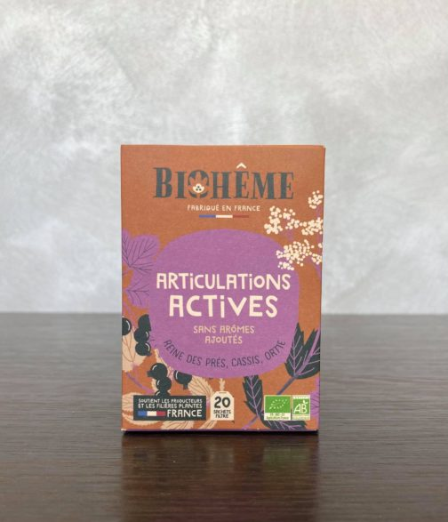 Articulations actives